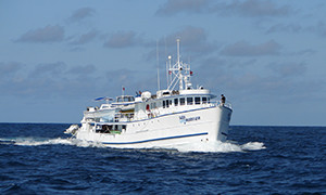 Cocos-Costa-Rica - Schiffe