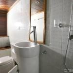 Badezimmer Tauchschiff Emperor Voyager