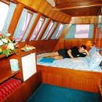 Marco Polo Kabine mit AC