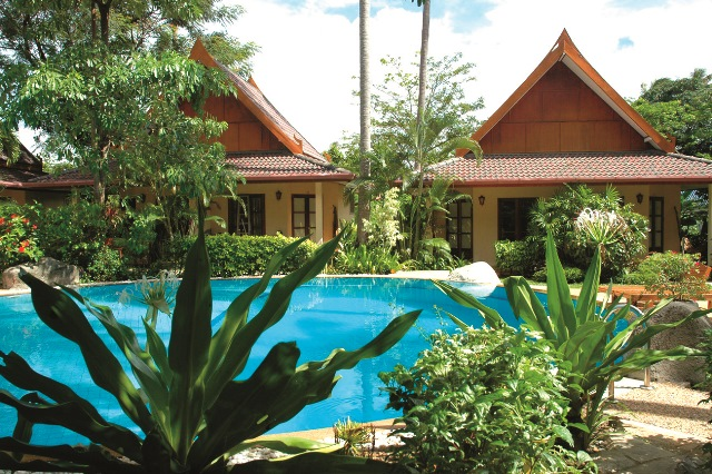 Palm Garden Resort Phuket Bungalows