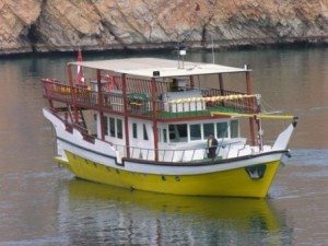 Queen of Musandam Oman 1