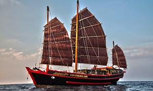Thailand - Schiffe