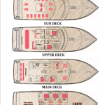 Deck Plan Carpe Diem