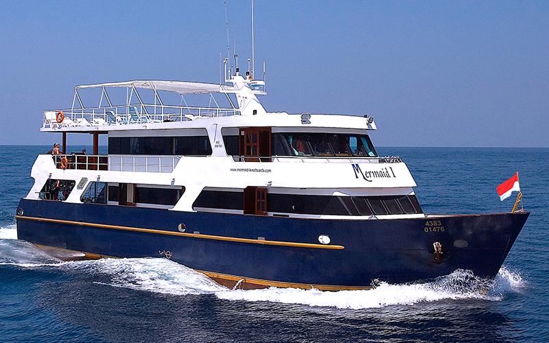 Safariboot Mermaid 1