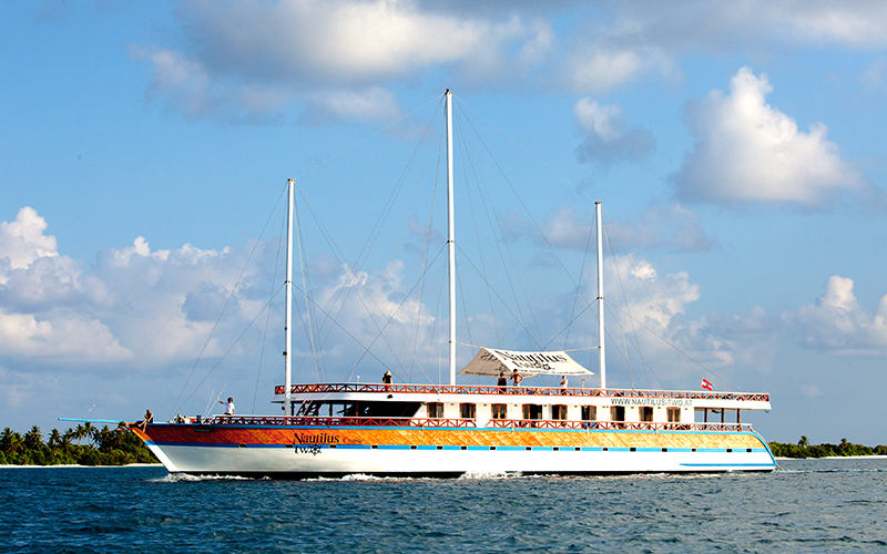 Tauchschiff Nautilus Two 1