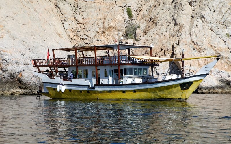 Tauchsafarischiff Queen of Musandam