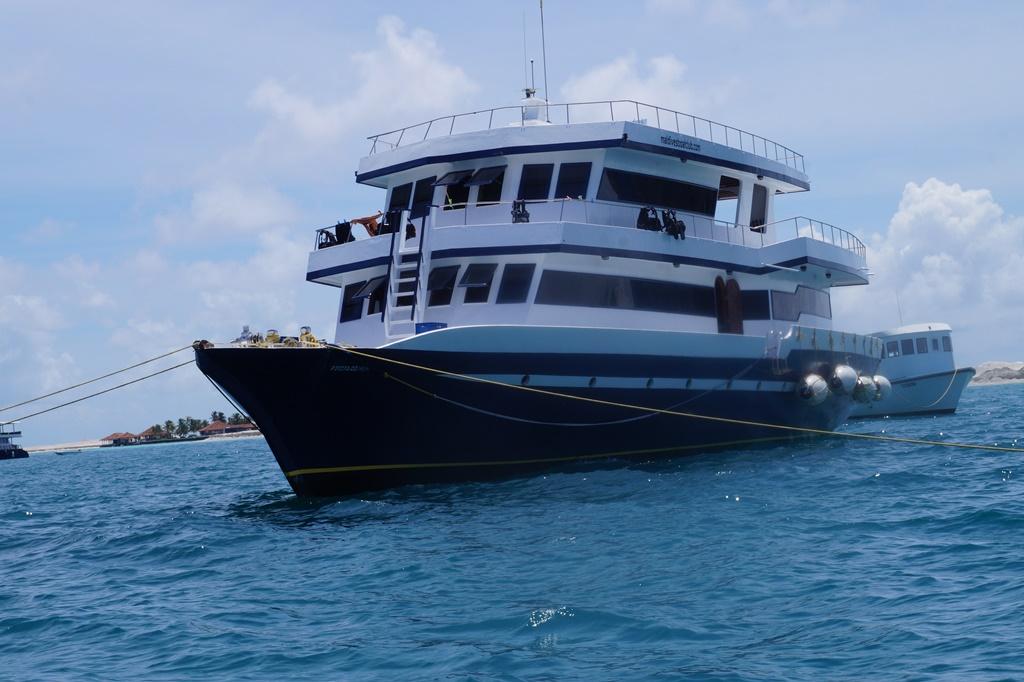 Tauchschiff Stingray
