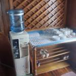 Stingray Salon + Wasserspender
