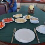 Triton Frühstück