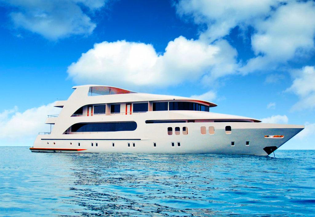 Tauchschiff MV Adora