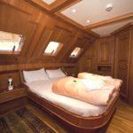 Doppelbettkabine Safarischiff Seawolf Felo