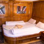 Oberdeck-Suite Safarischiff Seawolf Felo