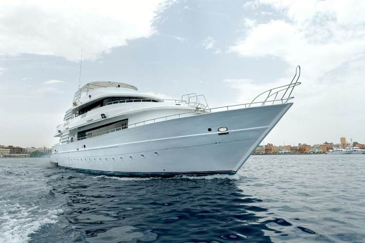 Tauchschiff Blue Pearl