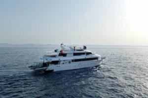 Safarischiff Blue Seas