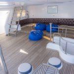Sonnendeck Safarischiff Seawolf Dominator