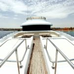 Sonnendeck Tauchboot Blue Pearl