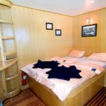 Oberdeck-Suite Tauchschiff Seawolf Soul