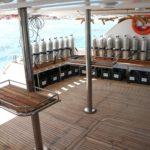 Tauchdeck Safariboot Seawolf Dominator