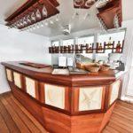 Bar Tauchboot MY Carpe Novo