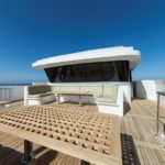 Sonnendeck Tauchschiff MY Blue Seas