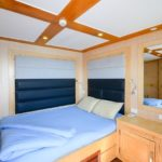 Doppelkabine Tauchboot MY Blue Seas