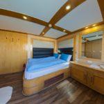 Sonnendeck Kabine Safarischiff Blue Seas