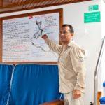 Briefing Safariboot Galapagos Aggressor