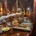 Buffet Tauchsafariboot Nautilus Two