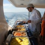 Buffet Safarischiff MY Carpe Diem