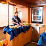 Buffet Safarischiff Galapagos Aggressor