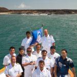 Crew Tauchsafarischiff Galapagos Aggressor