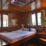 Deckkabine Safariboot Nautilus Two