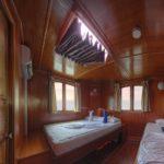 Deckkabine Safarischiff Nautilus Two