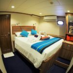 Doppelkabine Safarischiff Emperor Voyager