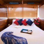 Doppelkabine Safariboot Galapagos Aggressor