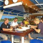 Essbereich Safarischiff Genesis 1