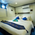 Flexkabine Doppel oder Twin Tauchboot Galapagos Master
