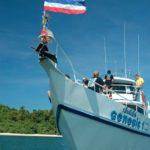 Schrägansicht Tauchboot Genesis 1