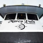 Nahansicht Front Tauchboot Marco Polo