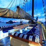 Lounge Safariboot Adelaar