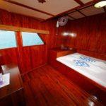 Eigentümerkabine Safariboot MY Sheena