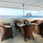 Schattendeck Tauchschiff Galapagos Master
