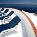 Sonnendeck Tauchschiff MY Carpe Diem