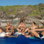 Sonnendeck Safarischiff Genesis 1