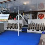 Tauchdeck Safarischiff Galapagos Aggressor