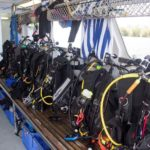 Tauchdeck Safarischiff Galapagos Master