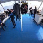 Tauchplattform Tauchboot Galapagos Aggressor