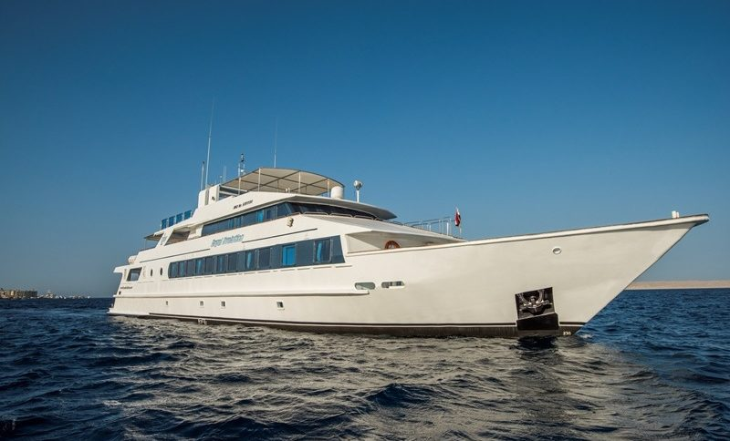 Tauchschiff Royal Evolution