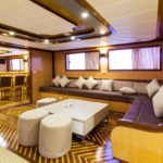 Salon Tauchschiff Golden Dolphin 2