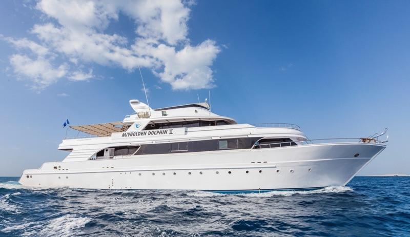 Tauchboot Golden Dolphin 2